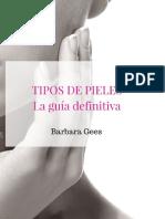 eBook tipos de pieles PDF