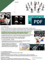 Tema 14 PSI Pensamiento conducta e influencia social