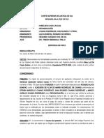 Exp. 01655-2013 - Reivindicacion - 2 - Res. 15 - Conf F - Ica