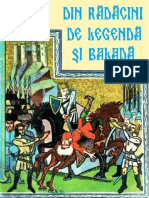 Povesti Copii Mitru Alexandru Din Radacini de Legenda Si Balada