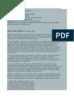 Posturologia odontoiatrica e Gnatologia .doc