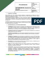 ESTANDAR-09_Control de Acceso