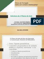 Planos de Aula E. D. em contexto interdiscipilinar Teoria e prática Virgínia Monteiro.ppsx