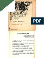 aloysius bertrand