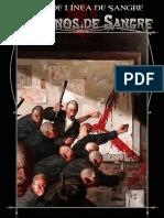 Libro de Linea de Sangre Hermanos de Sangre