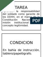TAREA CONDICON NORMA 1