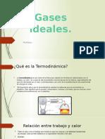 PPT 2.- Gases Ideales.(Aplicaciones)