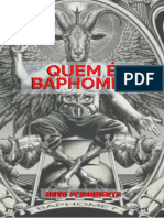 Quem é Baphomet