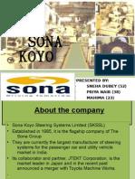 Sona Koyo Final