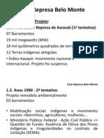 Presentación de Roberta Amanajas