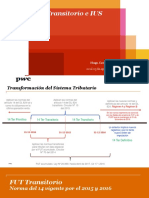 Capacitación TLS MODULO III FUT Transitorio e IUS