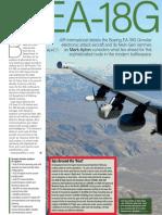 Growler EA-18G Air International April 2020 pp8