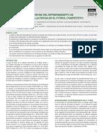 BASES FISIOLÓGICAS DEL ENTRENAMIENTO DE RESISTENCIA A LA FATIGA EN EL FUTBOL COMPETITIVO