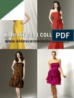 Catalogo Bari Jay by JLOS 2011 - Vestidos de Fiesta, Evening Dresses