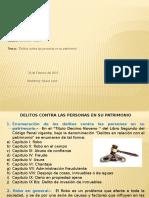 Tarea Derecho Penal II monica