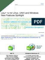 1.1 - DB2 10 LUW Features Spotlight_v20120330