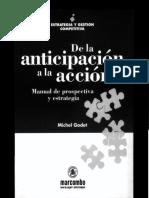 GODET, Michel - De la anticipación a la acción - Capitulo 3 y 7.pdf