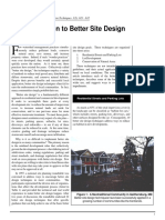 An Introduction to Better Site Design