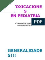 INTOXICACIONES EN PEDIATRIA [Reparado]