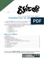Présentation Inkscape pour les debutants v0.48