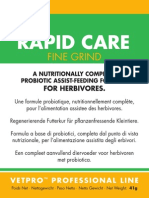 Rapid Care Sachet (41gm)