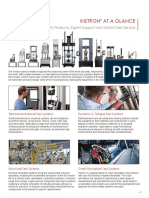 Instron at a Glance
