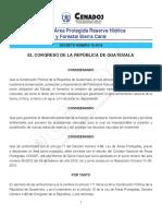 Ley Sierra Caral D016-2014