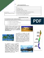 Guía n°1 zonas naturales Historia. 5° básicos
