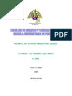 Sociedades Irregulares y La Responsabilidad de Los Socios - W TERMINADO
