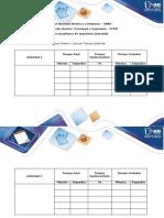 Anexo 2 Fase 3 - Registrar Tiempos Reales y Calcular Tiempos Estándar