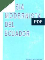 poesia ecuatoriana