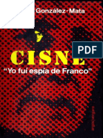 Cisne. __Yo fui espia de Franco - Luis M. Gonzalez-Mata.epub
