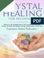 Crystals_ Crystal Healing For Beginners, - Jordan, Linda