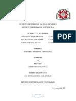 REPORTE DE INVESTIGACION TELETRABAJO