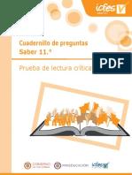 Cuadernillo de preguntas Saber-11-lectura-critica-convertido