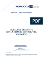 2006_USAID_Elements Sur La Grande Distribution