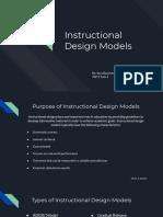 task 2  instructional design models  2   1