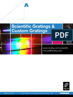 Scientific and OEM Diffraction Gratings Catalog  2017.pdf
