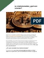 Bitcoin y las criptomonedas.docx