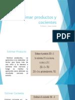 Estimar productos y cocientes.pptx