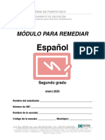 2do Español
