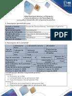 Guía para el desarrollo del componente práctico - Tarea 2 y 4 - Actividad Practica 1 y 2