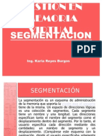 Gestion en Memoria Virtual-segmentacion