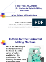25 ARBOR-DRIVEN CUTTERS