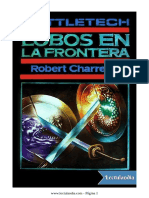 Lobos en La Frontera - Robert N. Charrette