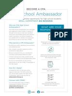 High-School-Ambassador-Sign-Up-Form