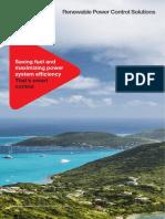 Renewable Power Control Solutions
