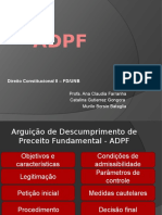 Aula - ADPF