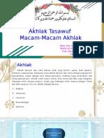 Klmpk 4 Macam-macam Akhlak.pptx