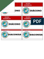 FOTOCHEF DE DIÁCONOS